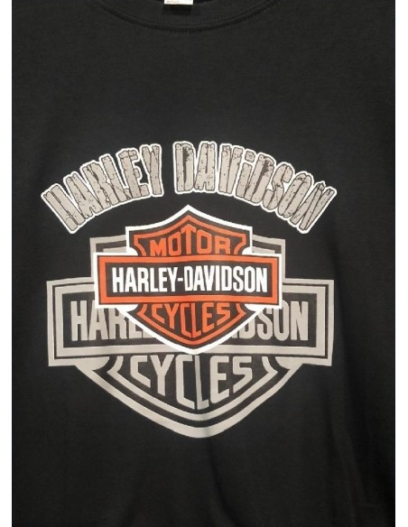 CAMISETA CON EL LOGO DE HARLEY DAVIDSON