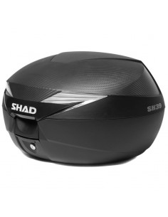 BAUL SHAD SH39 CARBONO +...